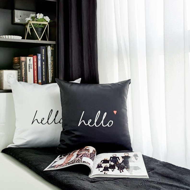 hello cushion by ATD