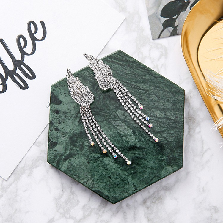 wings earrings 2