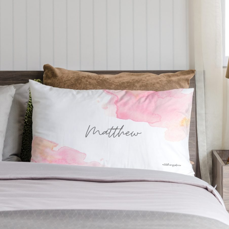 juliette pillowcases by ATD