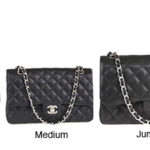 chanel classic sizes