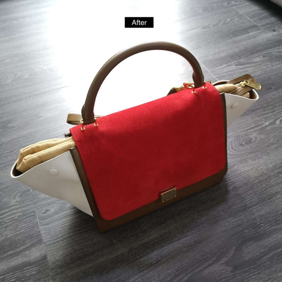 celine shapepro bag pillow