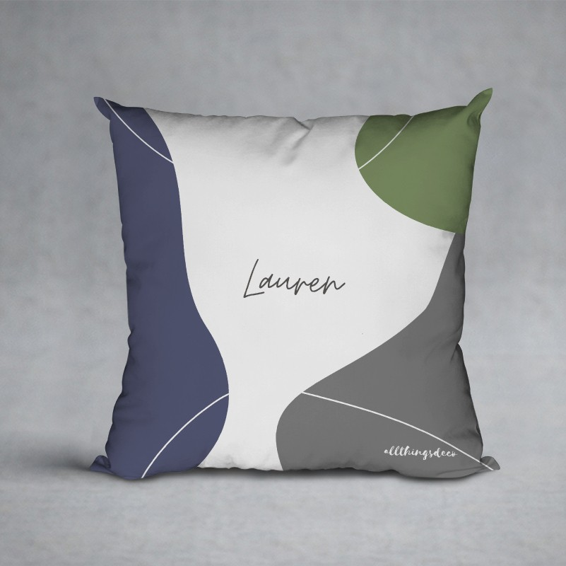 back to nature como pillow
