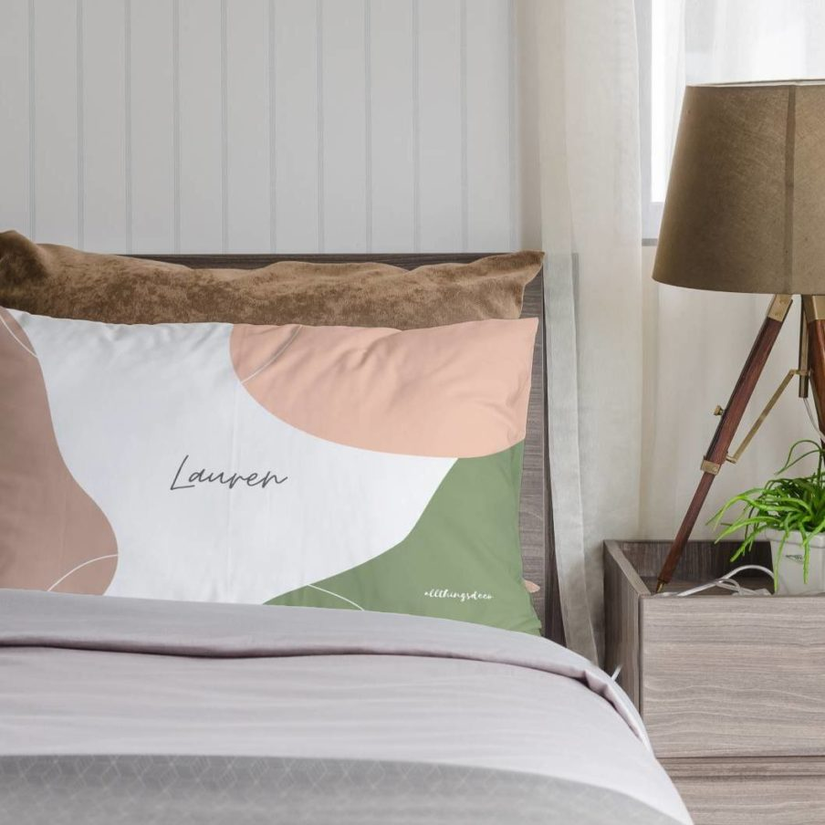 back to nature terra pillowcases